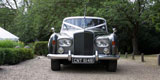 Bentley S3 wedding car